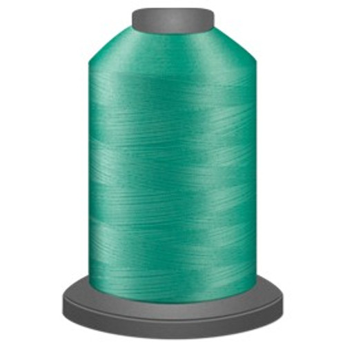 Glide - Mint - 60345 - Cone - 5500 yds - Trilobal Poly No. 40 Embroidery & Machine Quilting Thread