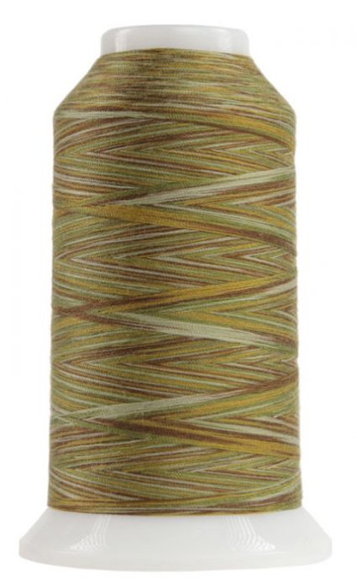 OMNI-V - 9010 - Multigrain - Cone - 2000 yds - Poly-wrapped Poly Core Machine Quilting Thread