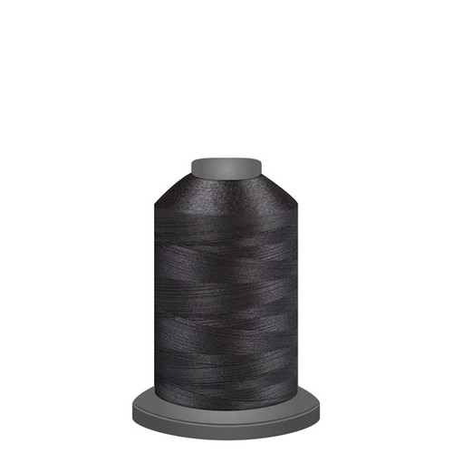 Glide - Shadow - 1BLK3 - Spool - 1100 yds - Trilobal Poly No. 40 Embroidery & Quilting Thread