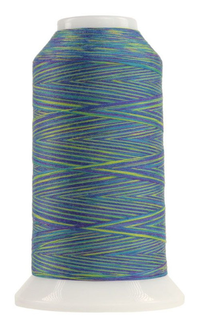 OMNI-V - 9012 - Mystic - Cone - 2000 yds - Poly-wrapped Poly Core Machine Quilting Thread