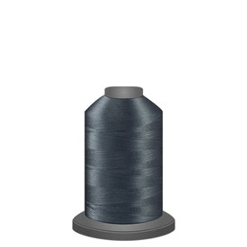 Glide - Lead Grey - 1CG11 - Spool - 1100 yds - Trilobal Poly No. 40 Embroidery & Quilting Thread