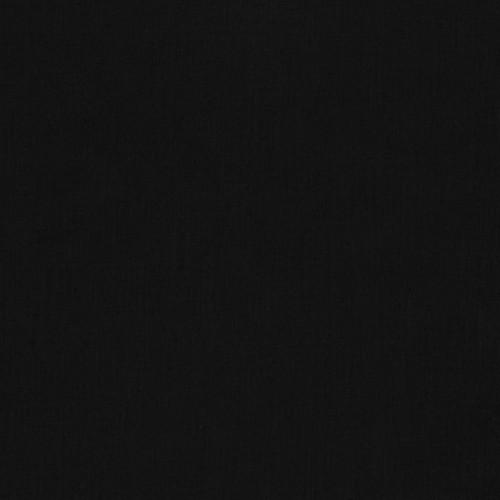 "KONA Black 108"" Cotton Wide Back Quilt Fabric"