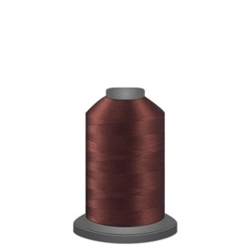 Glide - Rust Brown - 20478 - Spool - 1100 yds - Trilobal Poly No. 40 Embroidery & Quilting Thread