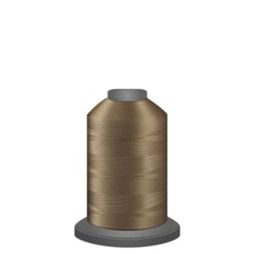 Glide - Mocha - 20727 - Spool - 1100 yds - Trilobal Poly No. 40 Embroidery & Quilting Thread