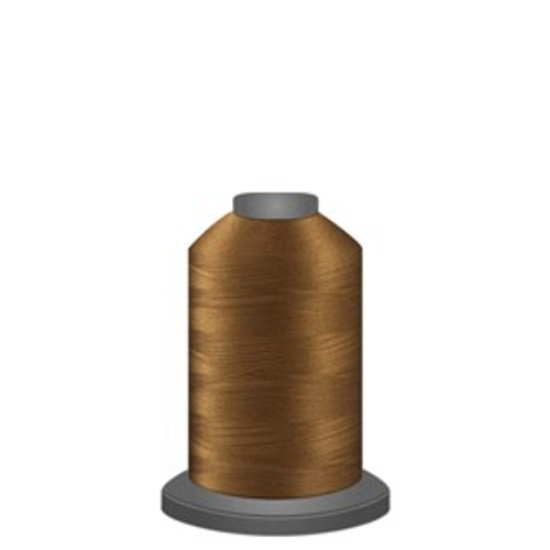 Glide - Light Copper - 20730 - Spool - 1100 yds - Trilobal Poly No. 40 Embroidery & Quilting Thread