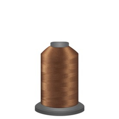 Glide - Bark - 24635 - Spool - 1100 yds - Trilobal Poly No. 40 Embroidery & Quilting Thread