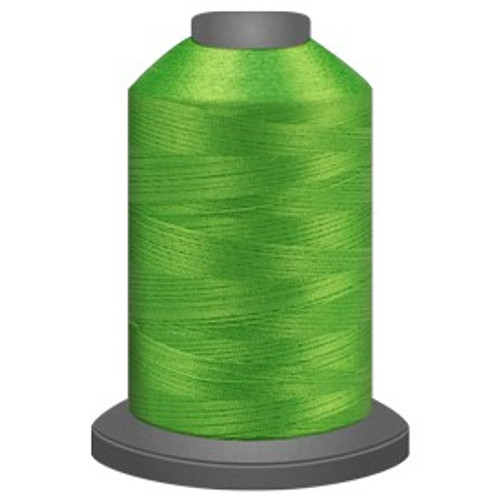 Glide - Kryptonite - 60376 - Cone - 5500 yds - Trilobal Poly No. 40 Embroidery & Machine Quilting Thread
