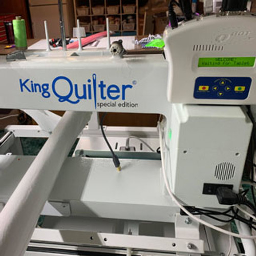 King Quilter Special Edition by Tin Lizzie - Maryville, MO  REF#072