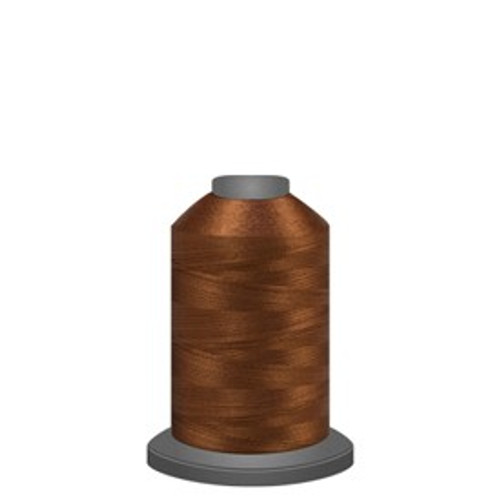 Glide - Cocoa - 24705 - Spool - 1100 yds - Trilobal Poly No. 40 Embroidery & Quilting Thread