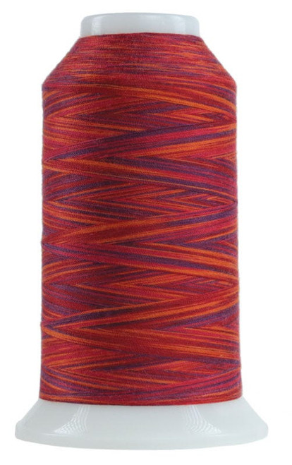 OMNI-V - 9027 - Mariachi Band - Cone - 2000 yds - Poly-wrapped Poly Core Machine Quilting Thread