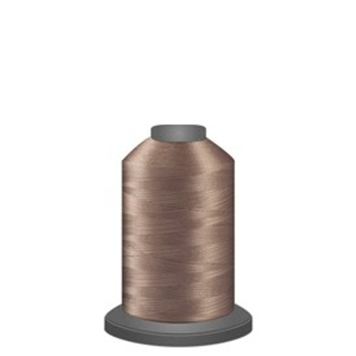 Glide - Coffee - 27504 - Spool - 1100 yds - Trilobal Poly No. 40 Embroidery & Quilting Thread