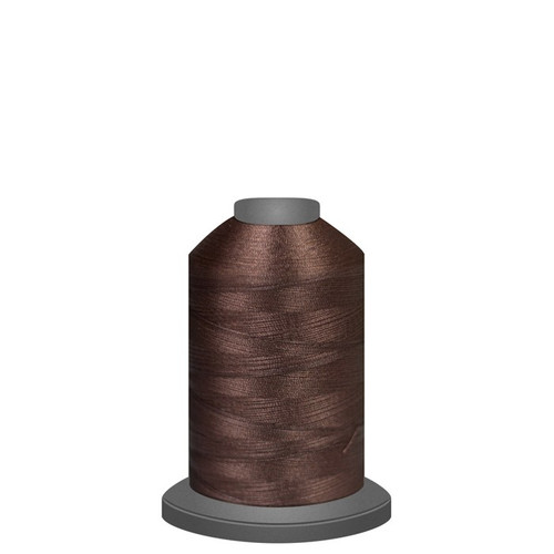 Glide - Coffee Bean - 27518 - Spool - 1100 yds - Trilobal Poly No. 40 Embroidery & Quilting Thread