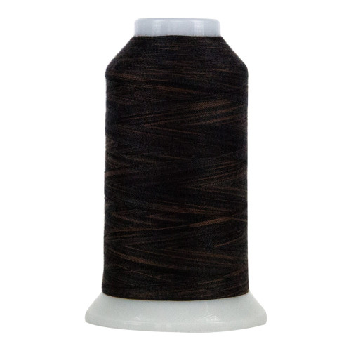 OMNI-V - 9016 - Almost Night - Cone - 2000 yds - Poly-wrapped Poly Core Machine Quilting Thread