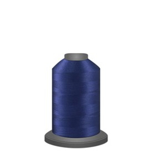 Glide - Blueberry - 30281 - Spool - 1100 yds - Trilobal Poly No. 40 Embroidery & Quilting Thread