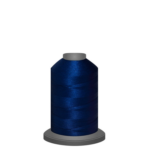 Glide - Admiral - 30654 - Spool - 1100 yds - Trilobal Poly No. 40 Embroidery & Machine Quilting Thread