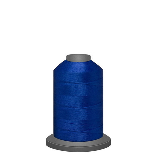 Glide - Blue Jay  30660 - Spool - 1100 yds - Trilobal Poly No. 40 Embroidery & Machine Quilting Thread