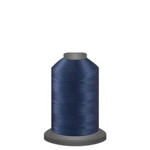 Glide - Denim - 30534 - Spool - 1100 yds - Trilobal Poly No. 40 Embroidery & Quilting Thread