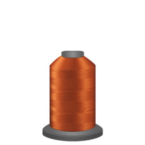 Glide - Burnt Orange - 51675 - Spool - 1100 yds - Trilobal Poly No. 40 Embroidery & Machine Quilting Thread