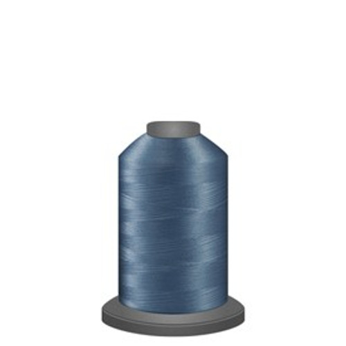Glide - Graphite - 30644 - Spool - 1100 yds - Trilobal Poly No. 40 Embroidery & Quilting Thread