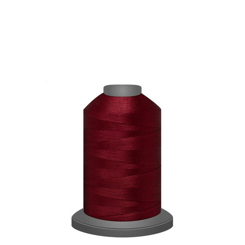 Glide - Carmine - 70194 - Spool - 1100 yds - Trilobal Poly No. 40 Embroidery & Machine Quilting Thread