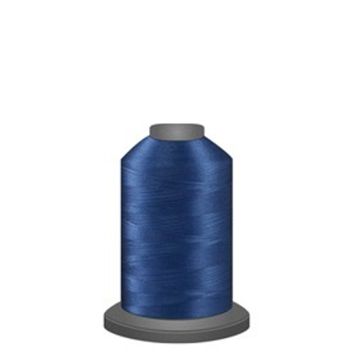 Glide - Cobalt - 30647 - Spool - 1100 yds - Trilobal Poly No. 40 Embroidery & Quilting Thread