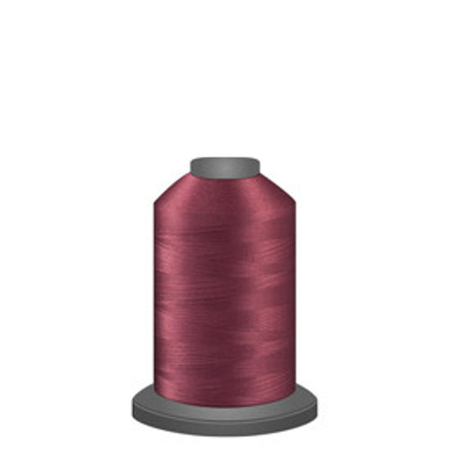 Glide - Purple Rose - 77432 - Spool - 1100 yds - Trilobal Poly No. 40 Embroidery & Machine Quilting Thread