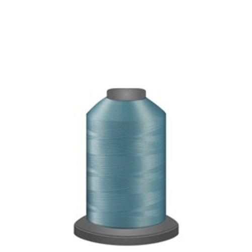 Glide - Cloud - 37457 - Spool - 1100 yds - Trilobal Poly No. 40 Embroidery & Quilting Thread