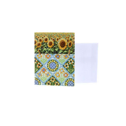 Sunflower Themed Boxed Note Cards