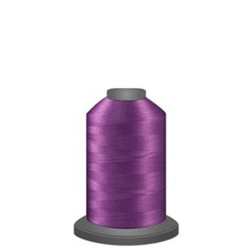 Glide - Mulberry - 40528 - Spool - 1100 yds - Trilobal Poly No. 40 Embroidery & Quilting Thread