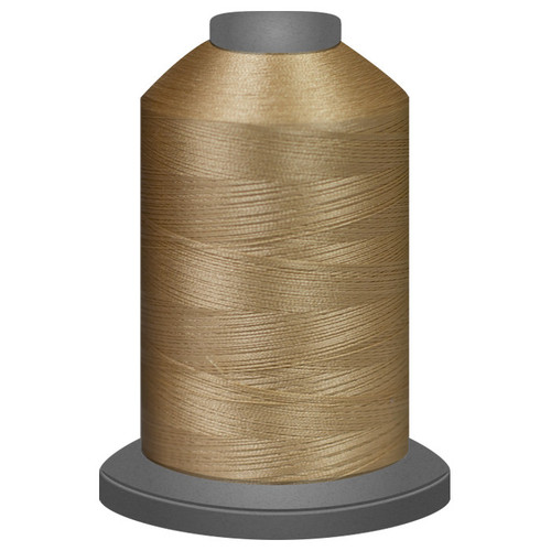 Glide - Biscotti - 20468 - Cone - 5500 yds - Trilobal Poly No. 40 Embroidery & Machine Quilting Thread