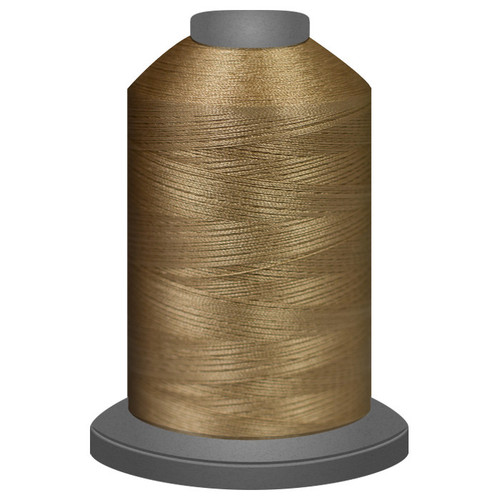 Glide - Caramel - 20467 - Cone - 5500 yds - Trilobal Poly No. 40 Embroidery & Machine Quilting Thread