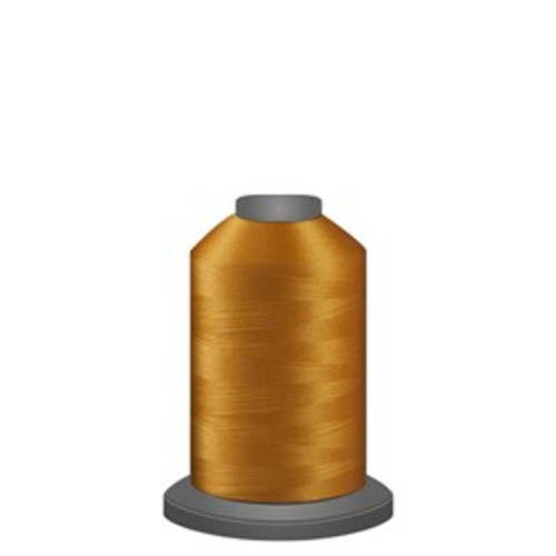 Glide - Pumpkin Seed - 51365 - Spool - 1100 yds - Trilobal Poly No. 40 Embroidery & Quilting Thread