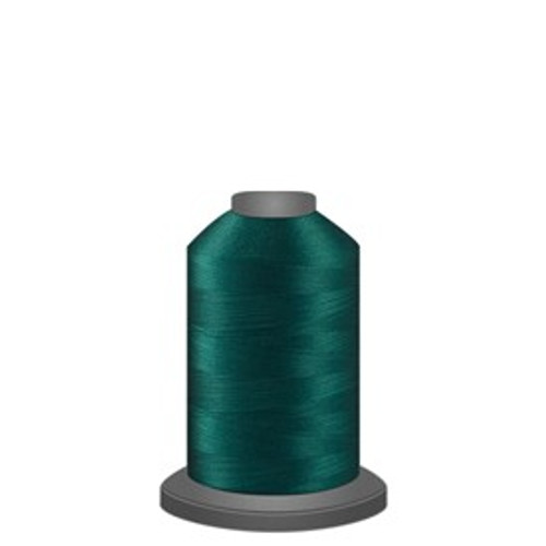 Glide - Christmas Pine - 60343 - Spool - 1100 yds - Trilobal Poly No. 40 Embroidery & Quilting Thread