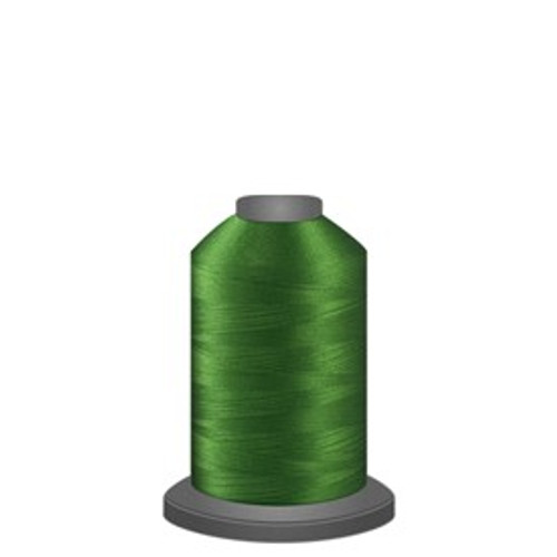 Glide - Aloe - 60371 - Spool - 1100 yds - Trilobal Poly No. 40 Embroidery & Quilting Thread