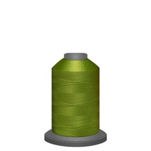 Glide - Avocado - 60382 - Spool - 1100 yds - Trilobal Poly No. 40 Embroidery & Quilting Thread