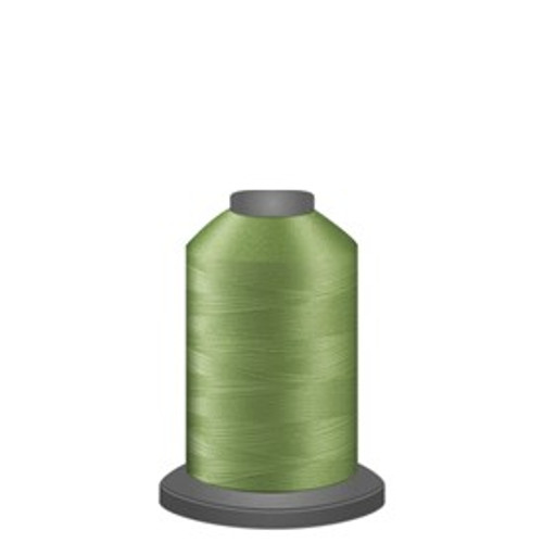 Glide - Celery - 60580 - Spool - 1100 yds - Trilobal Poly No. 40 Embroidery & Quilting Thread