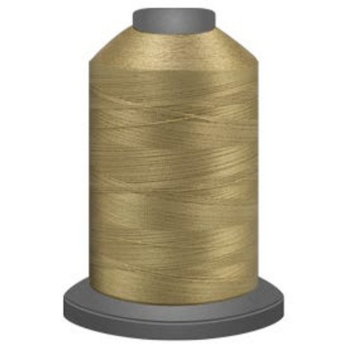 Glide - Latte - 10000 - Cone - 5500 yds - Trilobal Poly No. 40 Embroidery & Machine Quilting Thread