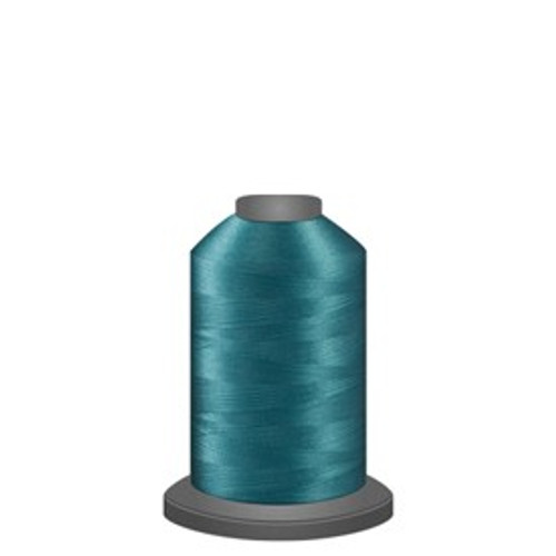 Glide - Tidewater - 65483 - Spool - 1100 yds - Trilobal Poly No. 40 Embroidery & Quilting Thread