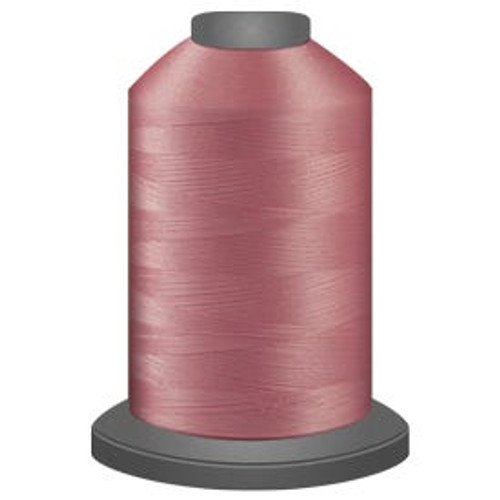 Glide - Pink Lemonade - 70217 - Cone - 5500 yds - Trilobal Poly No. 40 Embroidery & Machine Quilting Thread