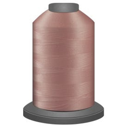 Glide - Pink Rose - 70705 - Cone - 5500 yds - Trilobal Poly No. 40 Embroidery & Machine Quilting Thread