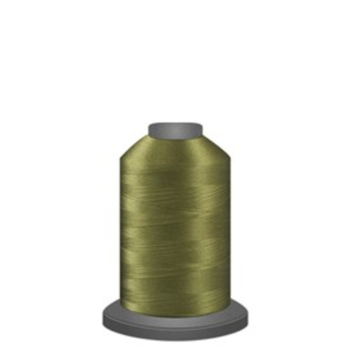 Glide - Light Olive - 65825 - Spool - 1100 yds - Trilobal Poly No. 40 Embroidery & Quilting Thread