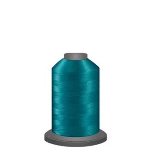 Glide - Sea Green - 67472 - Spool - 1100 yds - Trilobal Poly No. 40 Embroidery & Quilting Thread