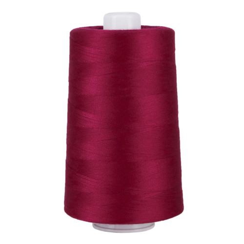 OMNI - 3161 - Begonia - Cone - 6000 yds - Poly-wrapped Poly Core Serging & Machine Quilting Thread