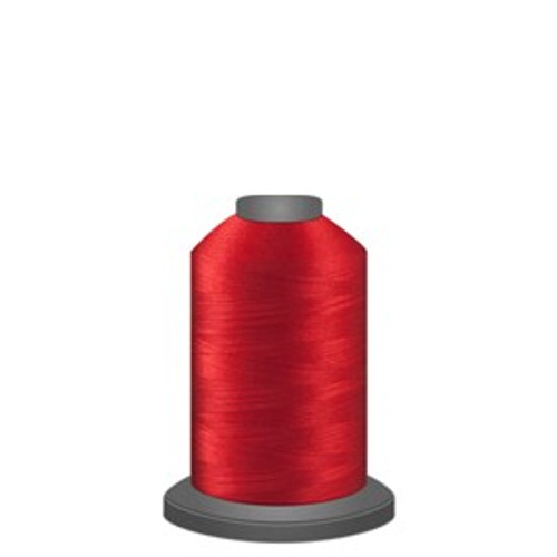 Glide - Cardinal - 70001 - Spool - 1100 yds - Trilobal Poly No. 40 Embroidery & Quilting Thread