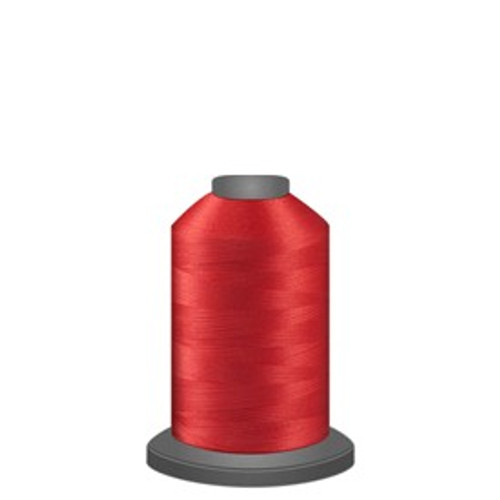 Glide - Cherry - 70032 - Spool - 1100 yds - Trilobal Poly No. 40 Embroidery & Quilting Thread