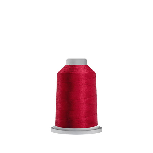 Glide - Cranberry - 70207 - Spool - 1100 yds - Trilobal Poly No. 40 Embroidery & Machine Quilting Thread