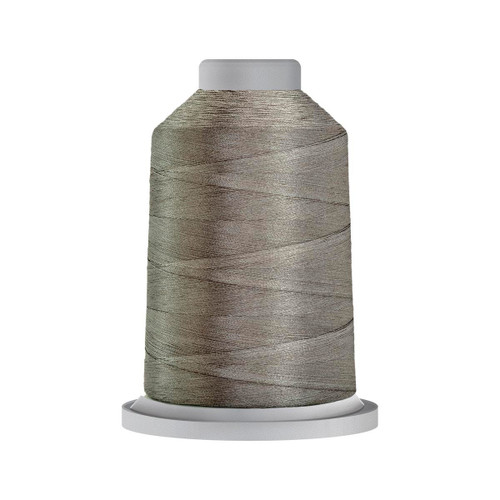Glide - Cool Grey 9 - 10CG9 - Cone - 5500 yds - Trilobal Poly No. 40 Embroidery & Machine Quilting Thread