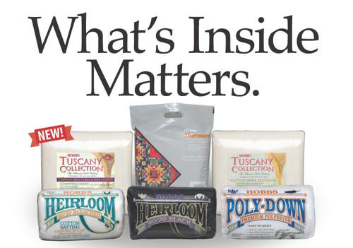 """Batting: What's Inside Matters"" Hobbs Bonded Fibers Informational Video"