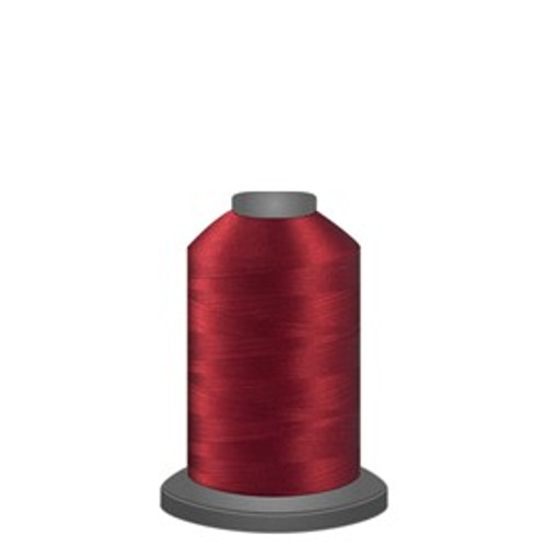 Glide - Ruby - 70187 - Spool - 1100 yds - Trilobal Poly No. 40 Embroidery & Quilting Thread
