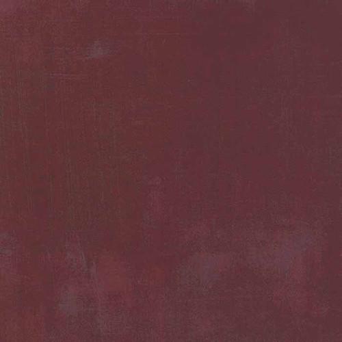 "Grunge Burgundy 108"" Cotton Wide Back Quilt Fabric by Moda Fabrics"